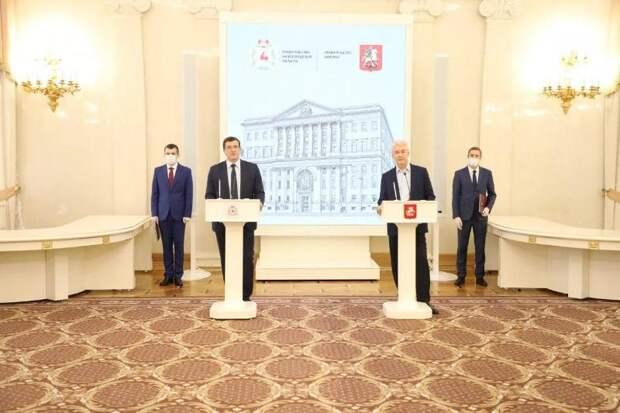 Москва укрепляет сотрудничество с Нижегородской областью и Чувашской Республикой