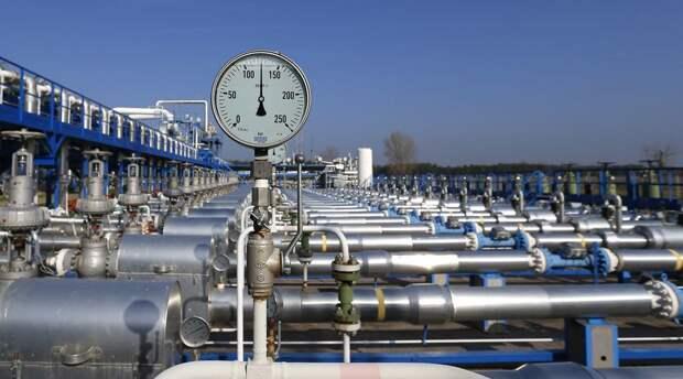 США продолжают лгать о вытеснении РФ с газового рынка ЕС
