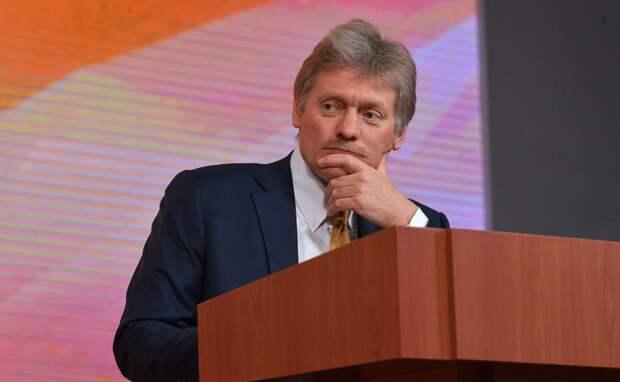 Кремль опроверг возможность полного локдауна из-за коронавируса