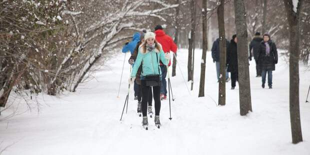 Праздник 8 марта в Северном отметят лыжными гонками