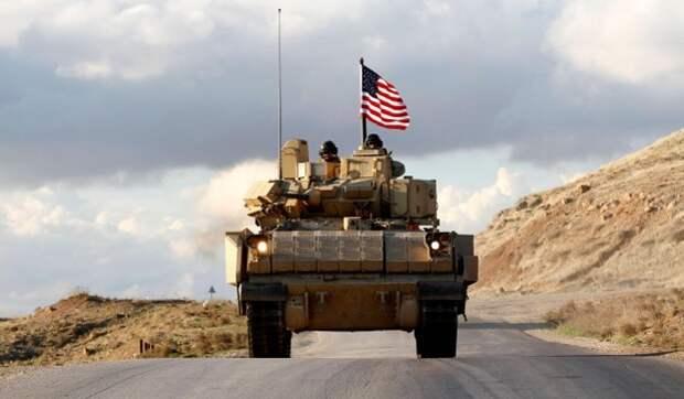 """Американцы усилили охрану завода """"Коноко"""" в оккупированной восточной Сирии"""