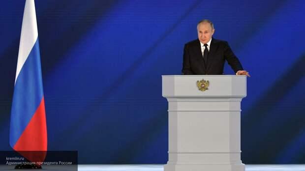 Американцы назвали Байдена слабым лидером после послания Путина Федеральному собранию