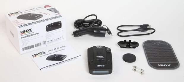 iBOX PRO 800 GPS: можно положиться