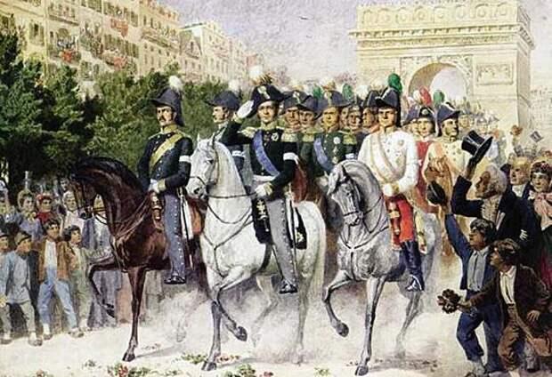 День взятия Парижа должен стать Днём воинской славы