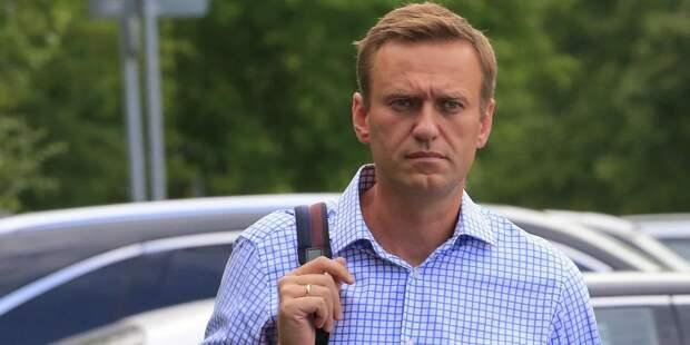 Навальный находится в федеральном розыске?
