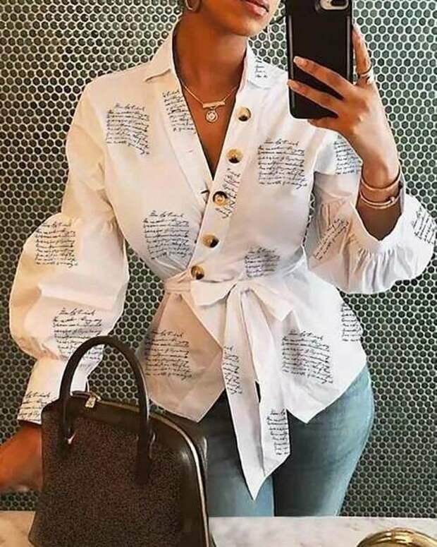 Какую блузку выбрать этим летом, чтобы быть в тренде