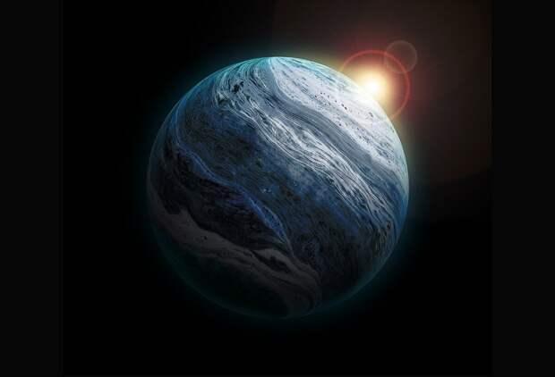 Уран - самая загадочная планета в солнечной системе.
