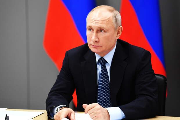 «Дорога в ад»: Путин оценил ситуацию в Белоруссии