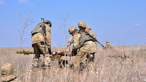 ВСУ трижды за сутки обстреляли из гранатометов населенные пункты в ЛНР
