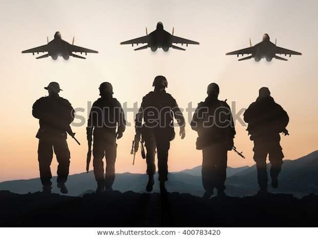 """""""Поддержим наши войска"""""""