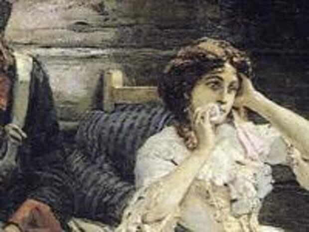 Мария Гамильтон: что случилось с заспиртованной головой любовницы Петра I