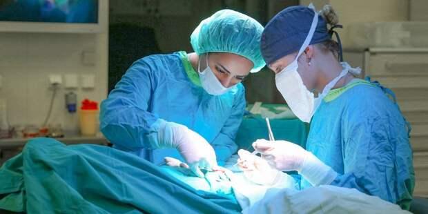 Врачи Боткинской освоили новый метод лечения портальной гипертензии