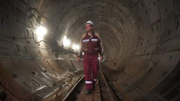 Власти Москвы не собираются перекрывать участки радиальных линий метро до конца года