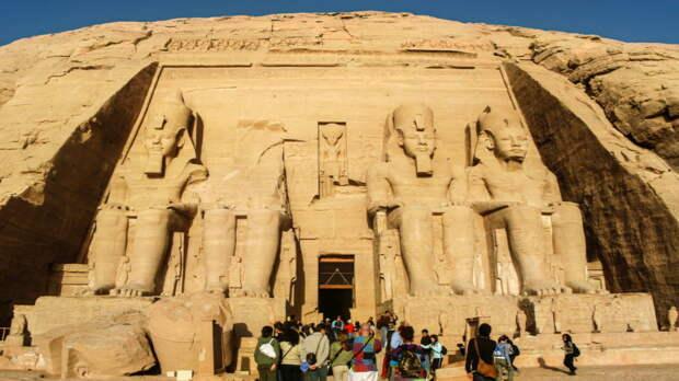 Спрос туров на Египет вырос в семь раз