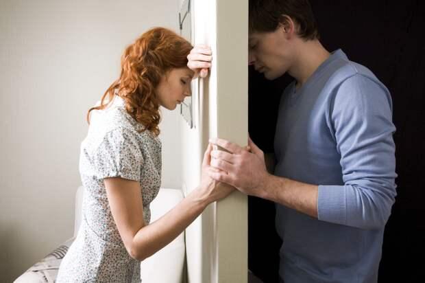Не могу терпеть мужа