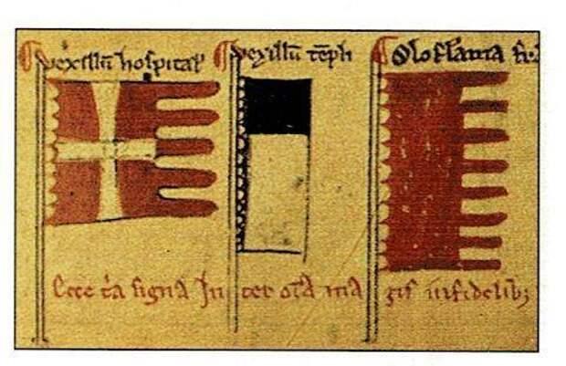 Геральдические флаги, эмблемы и ливреи