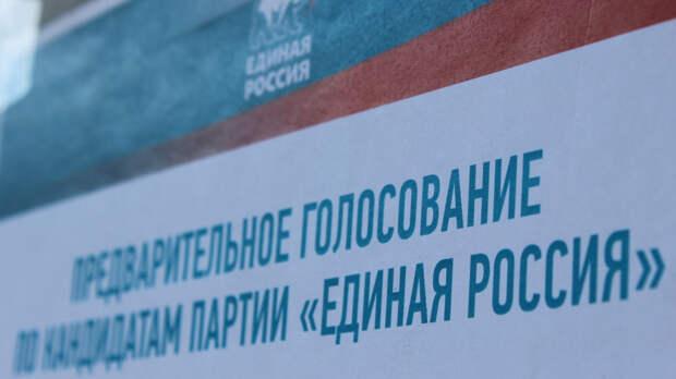 Россияне активно регистрируются для участия в голосовании на праймериз «ЕР»