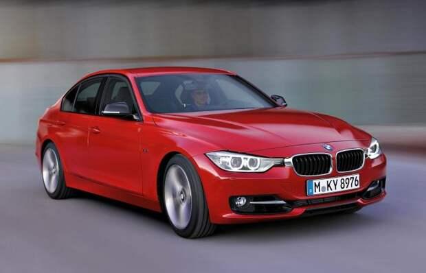 Автомобили, которые больше всего теряют в цене. | Фото: motorauthority.com.