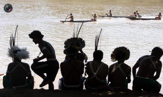 Бразильские индейцы