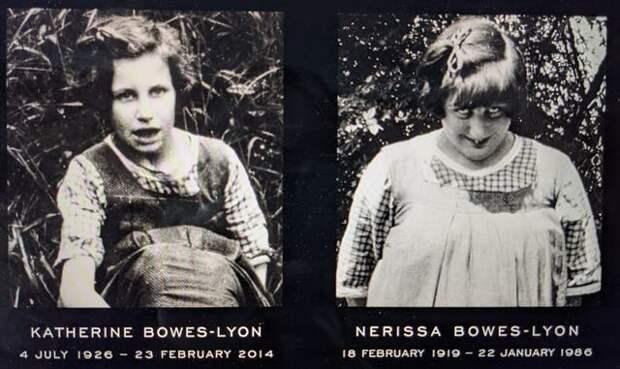 Некоторые из родственников по материнской линии королевы Елизаветы II, о которых не принято говорить