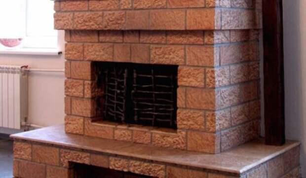 14 строительных материалов, пригодных для облицовки печи, грубы