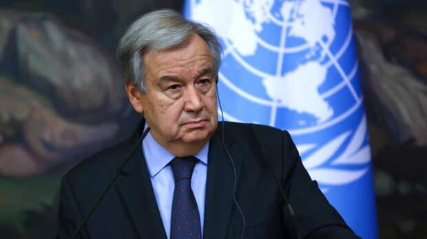 ООН призвала Израиль и Палестину немедленно прекратить боевые действия