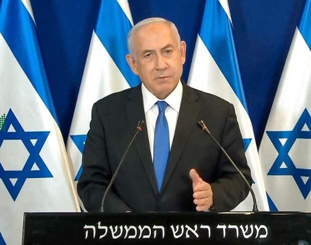 Нетаньяху пообещал, что удары по ХАМАС продлятся «столько времени, сколько потребуется»