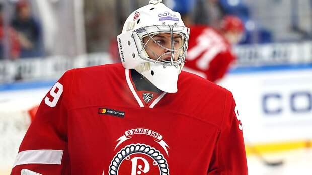 Основной вратарь России попал на чемпионат по протекции СКА. Без киперов из НХЛ наша сборная не выигрывала ЧМ