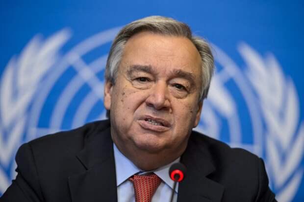 В ООН считают начало переговоров единственным выходом из конфликта Израиля и Палестины