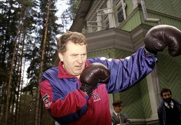 Москва в 90-х годах прошлого века (41 фото)