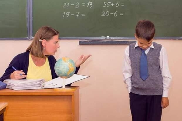 Что делать, если ребенка не любит учитель. Стоит ли радоваться тому, что школьник стал любимчиком