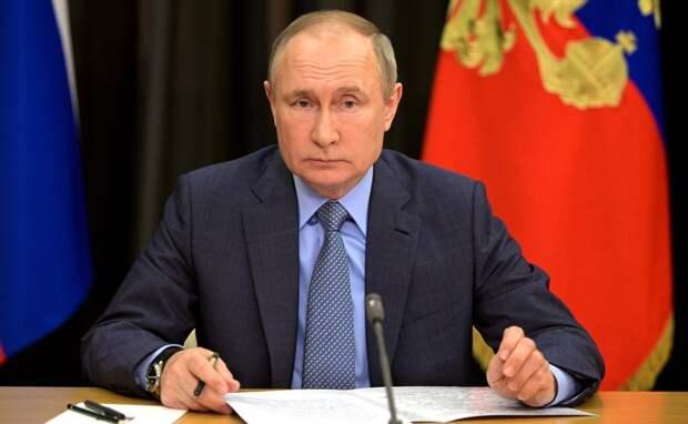 Путин рассказал, какие вакцины от COVID-19 считает самыми надежными