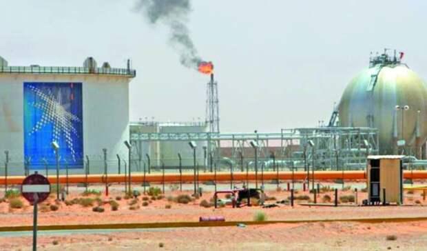 На73% упала чистая прибыль Saudi Aramco воIIквартале 2020