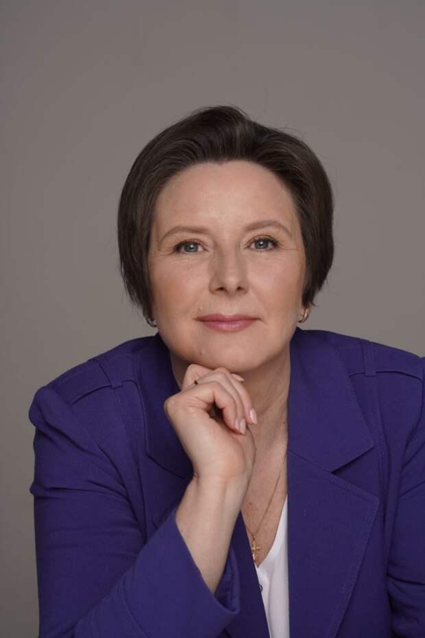 Телеведущая Лера Кудрявцева поддержала инициативы Светланы Разворотневой. Фото: Екатерина Бибикова