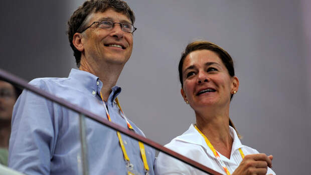TMZ: развод Билла и Мелинды Гейтс не был мирным