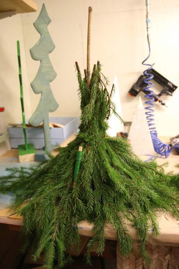 Мастер класс по изготовлению рождественского гнома