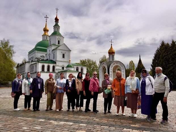 Пенсионеры из Савеловского посетили Данилов монастырь