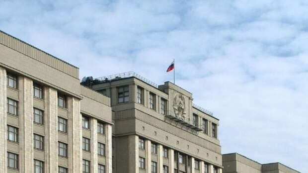 В Госдуме предложили законопроект об усилении ответственности за незаконный сбыт оружия