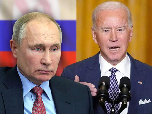 Байден на переговорах с Путиным обвинил РФ в подрыве морских конвенций