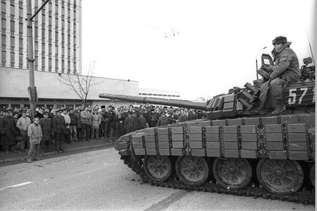 Радикалов в Литве в 1991-м предупредил «предатель из Москвы»