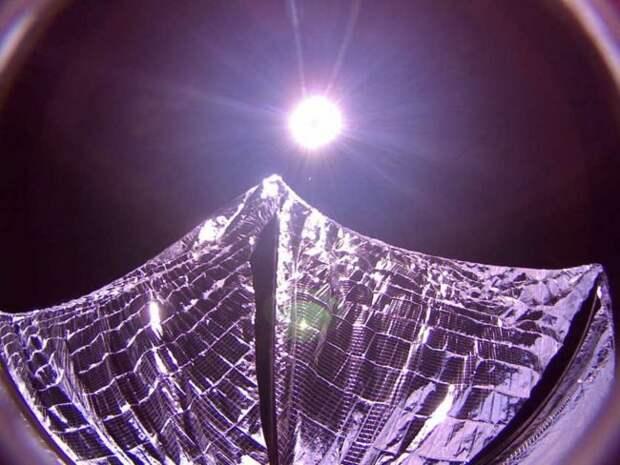 Запуск солнечного паруса 2.0 на околоземную орбиту состоится этим летом (5 фото + видео)