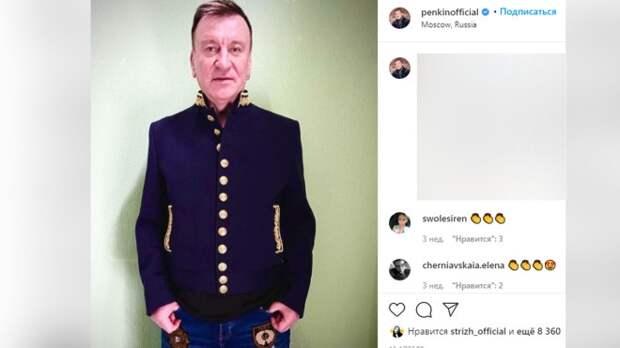 Сергей Пенкин экстренно похудел к юбилею на 22 килограмма