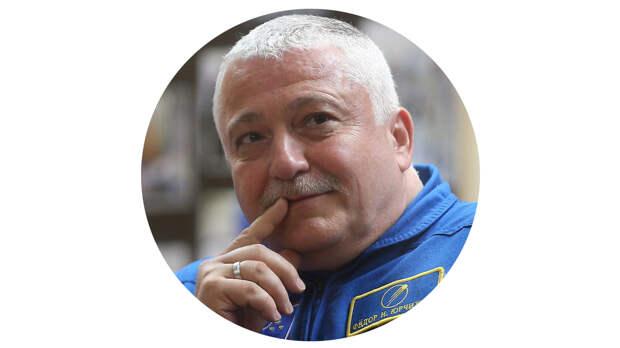 Федор Юрчихин, летчик-космонавт, Герой России