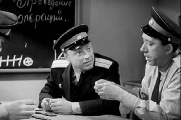Леонид Кмит снимался с Юрием Никулиным в фильме «Ко мне, Мухтар».