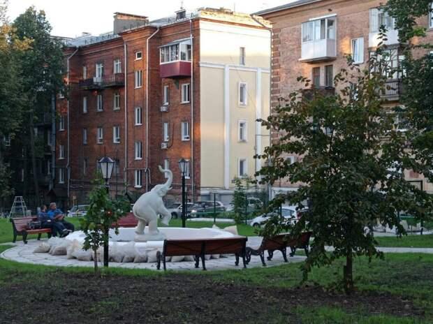 Возвращение скульптуры слона в Ижевске, ожидание тайфуна в Приморье и землетрясения в Тихом океане: что произошло минувшей ночью