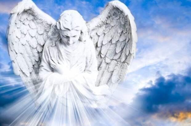 Ангел-Хранитель помог