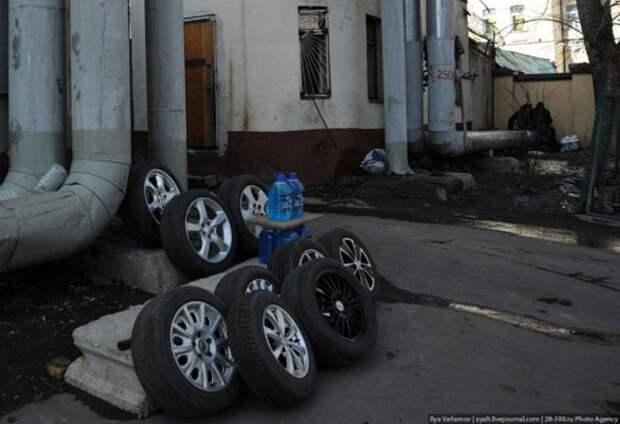 Весенние дороги России (18 фотографий), photo:9
