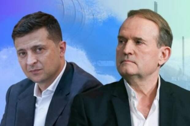 Власть против Медведчука: лидер «ОПЗЖ» наконец отреагировал на происходящее