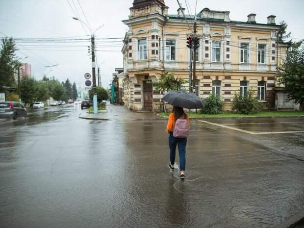 В Забайкалье 19 мая ожидаются дожди и мокрый снег