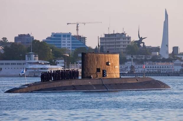 НАТО в панике – потеряли российскую субмарину